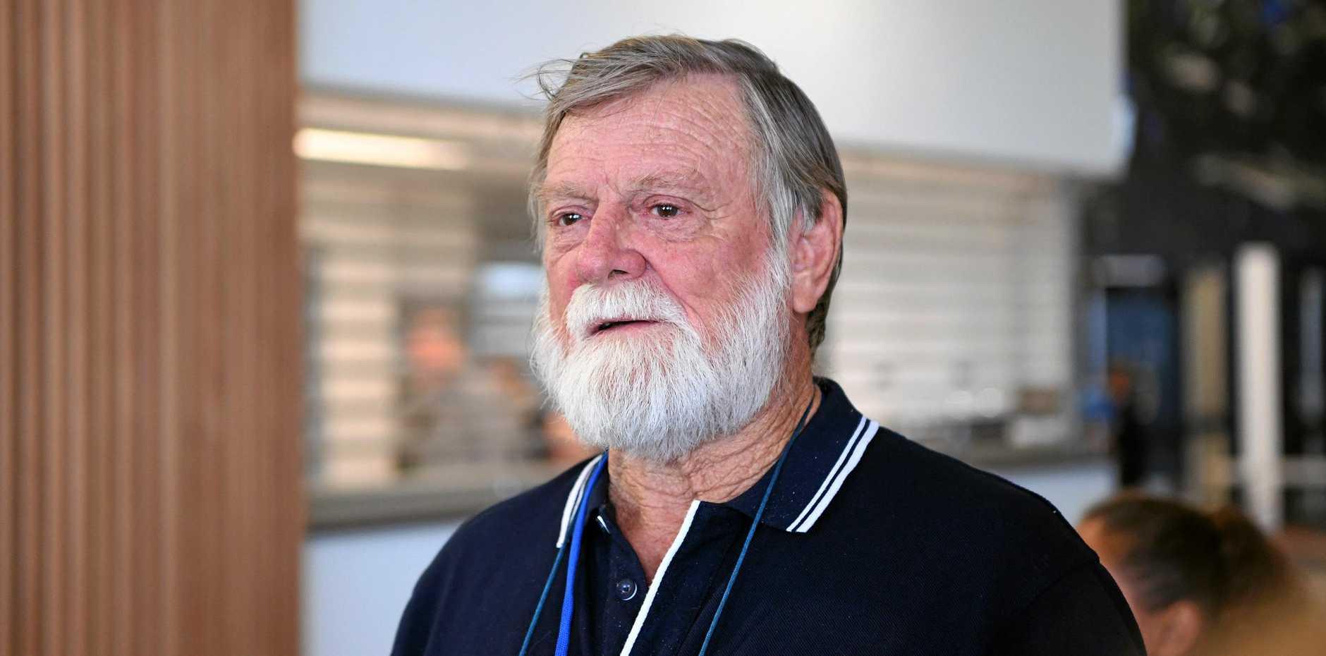Chief scientist Col Limpus.