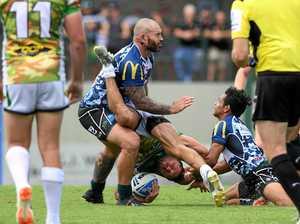 'Good to get redemption' says former Jet