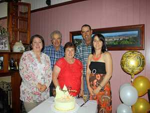 Humble beginnings lead to 50 years of marital bliss