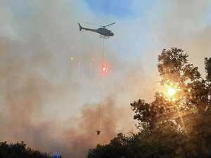 Woodgate blaze under investigation