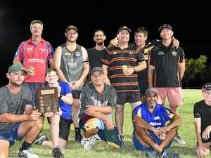 Mundubbera T20 cricket finals