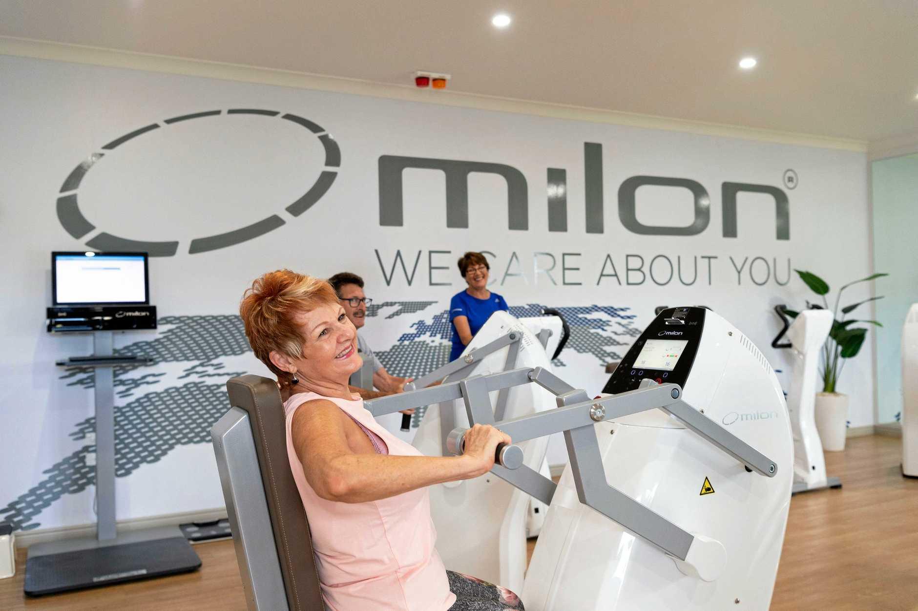 Milon Gym Cooroy-Noosa.