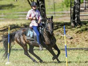 GALLERY: Barrel racing to gain traction in Gladstone