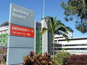 Disruption to Rockhampton Hospital phones