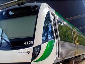 B-Series train leaves Maryborough factory for Perth