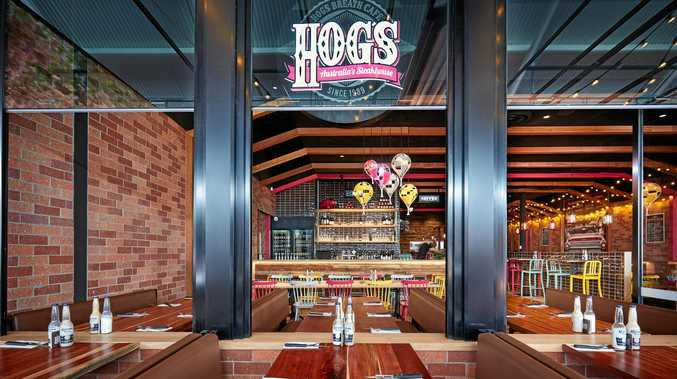 COULD HOG'S BREATH BE BACK?: Hog's Breath Cafe looking for a franchisee in Bundaberg.