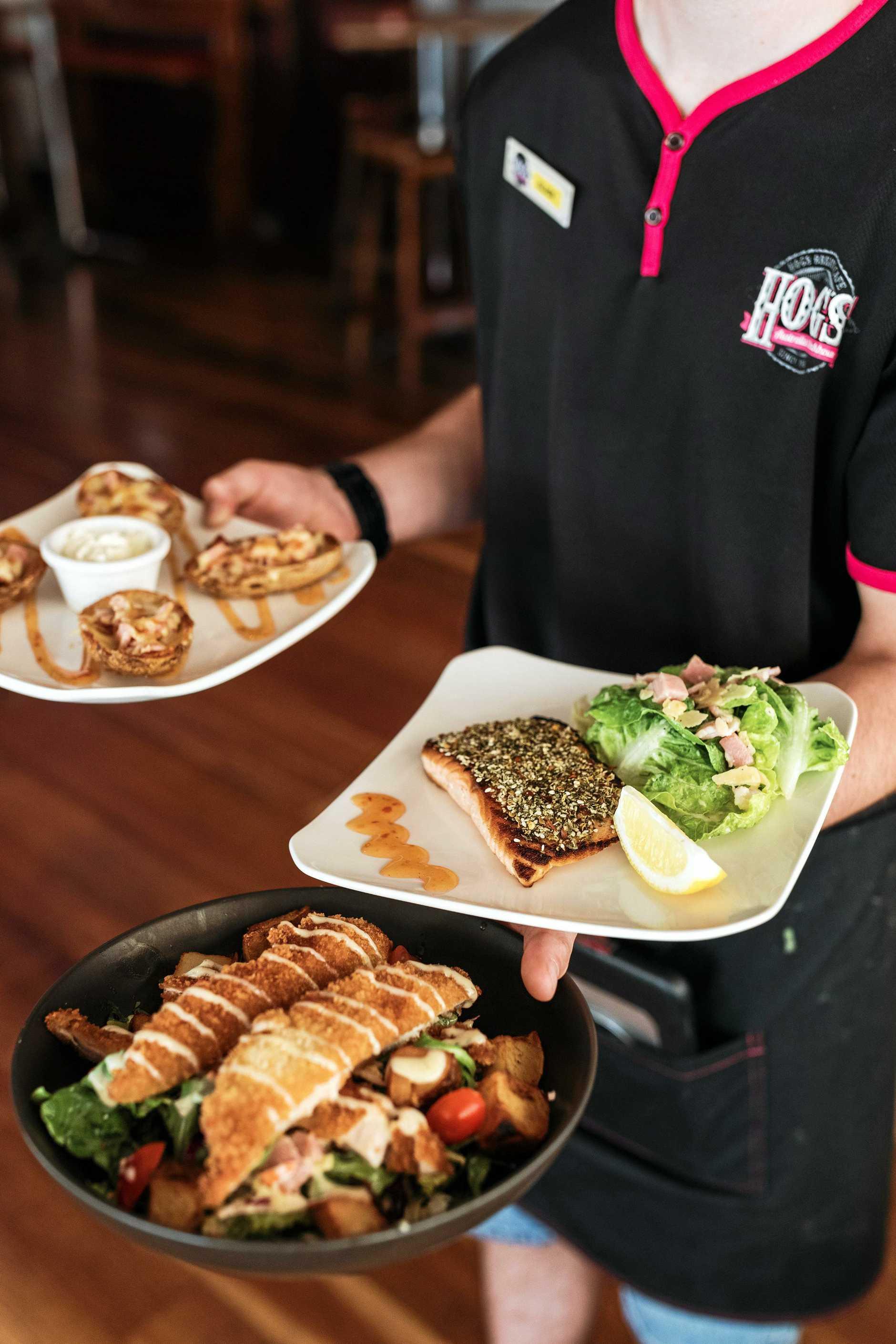 COULD HOG'S BREATH BE BACK?: Hog's Breath Cafe looking for a franchisee in Bundaberg.