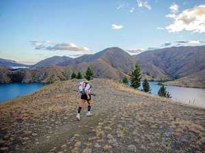 Runner's plan to conquer seven continents