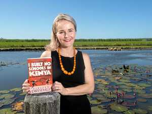 Mackay writer published after unbelievable trip to Africa