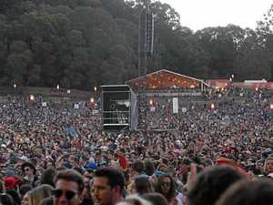 'VOTE MUSIC': Splendour's political plea to save live music