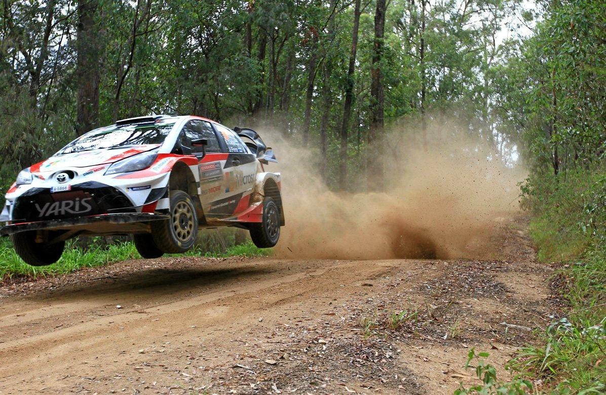 Rally action will hit the streets of Bowen as part of the Whitsundays Festival of Motoring.