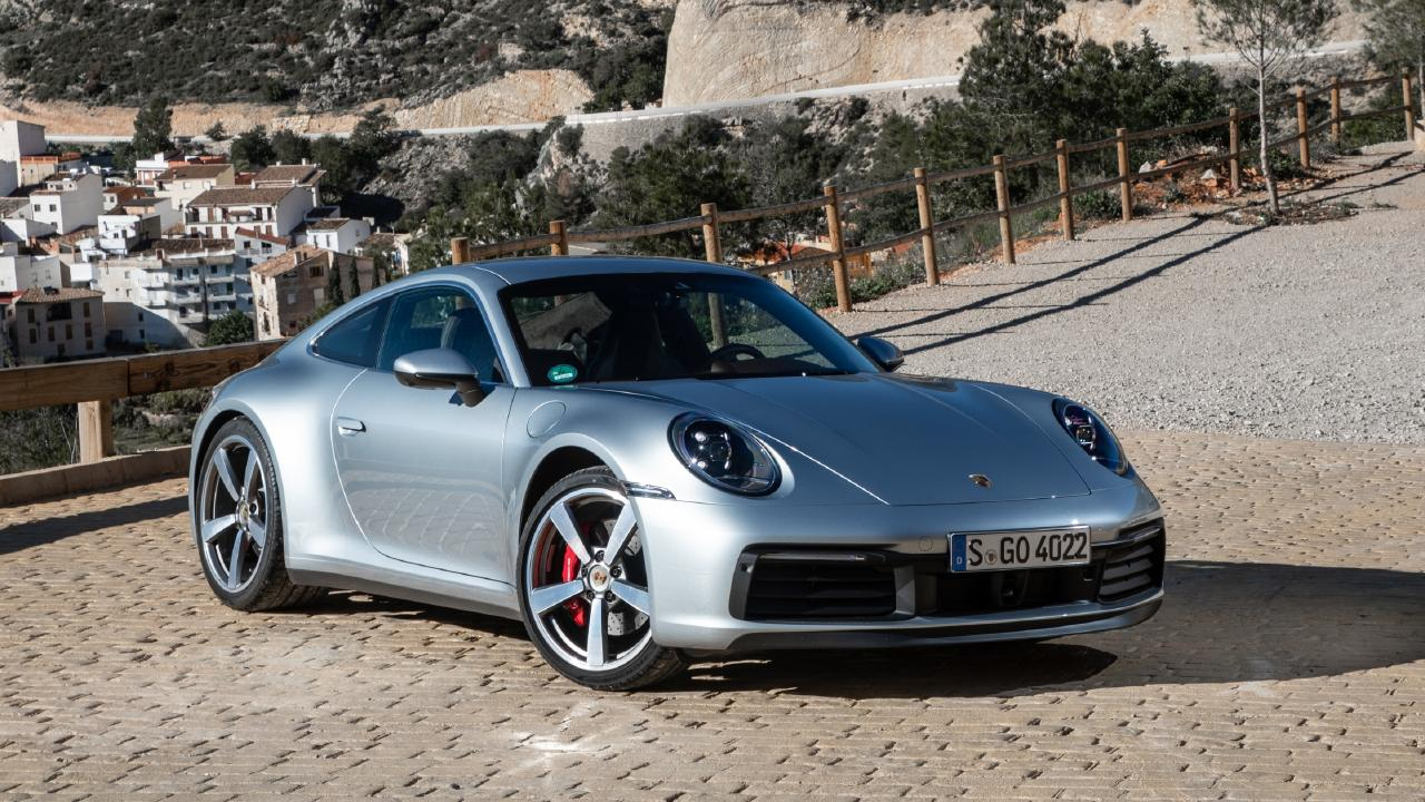 The current generation Porsche 911 is still powered by petrol only.