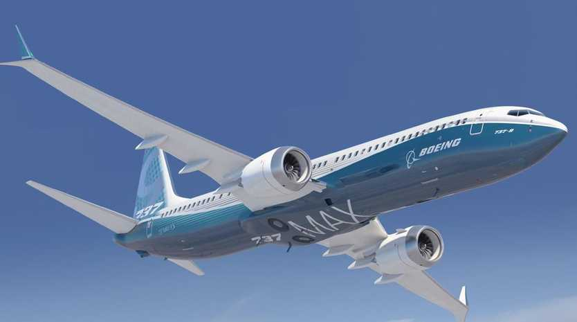 New Boeing 737 MAX 8 single-aisle aircraft, that is expected to deliver a 13 per cent increase in fuel efficiency.