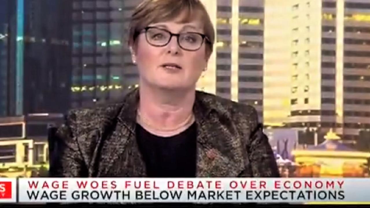Linda Reynolds on Sky News over the weekend.