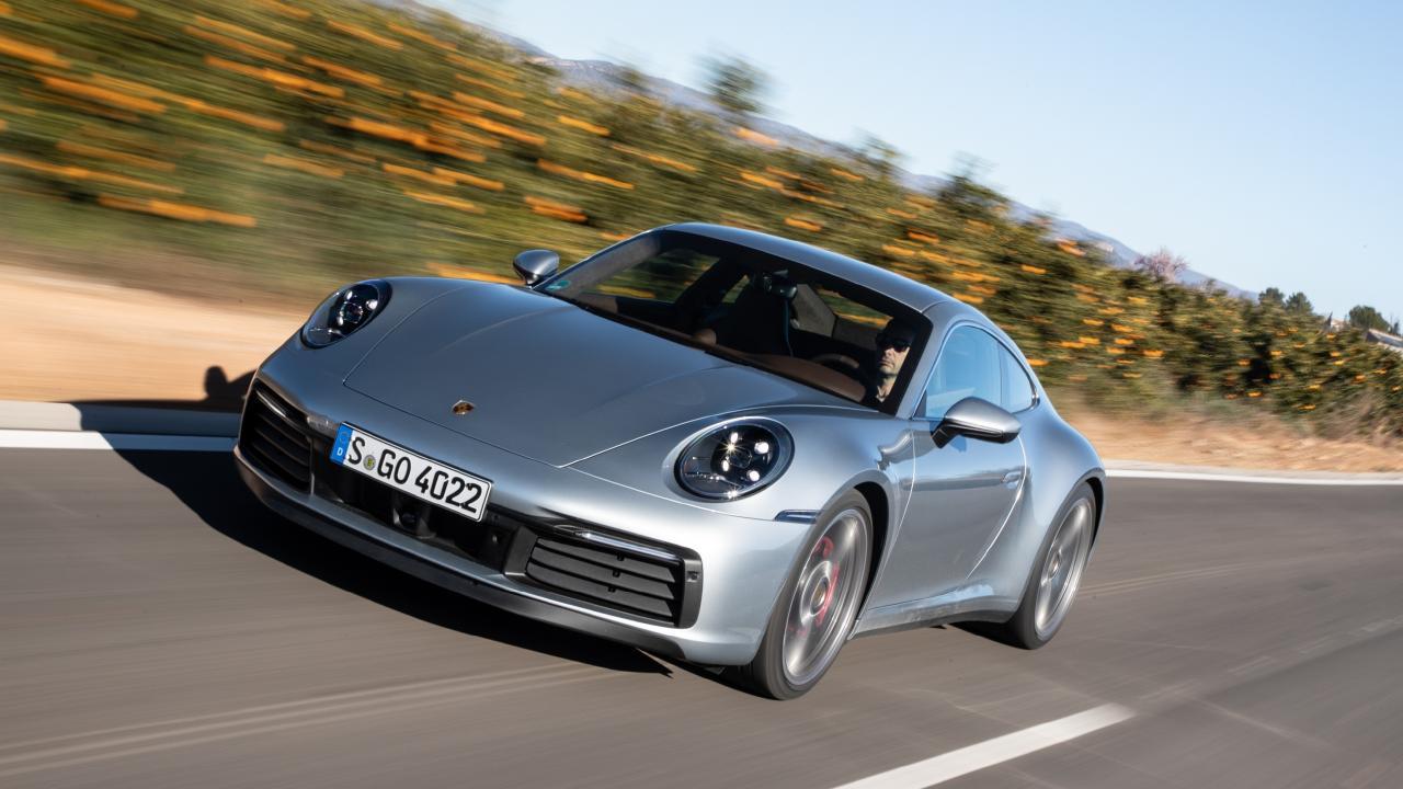 Porsche 911 S 2019