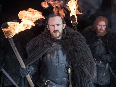 Dolorous Edd chances aren't looking too good. Picture: Helen Sloan/HBO
