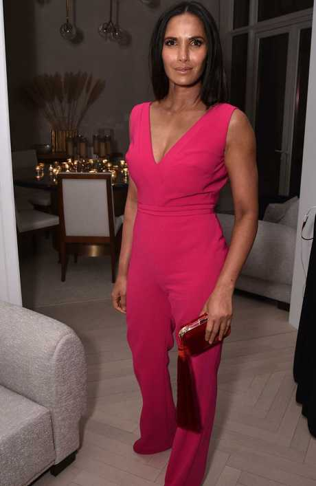 Padma Lakshmi told an audience at the SXSW conference that anger had made her want to share her history of sexual assault. Picture: Bryan Bedder/Getty Images/FIJI Water