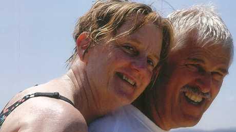 Missing hikers Trevor Salvado and Jacinta Bohan. Picture: Supplied