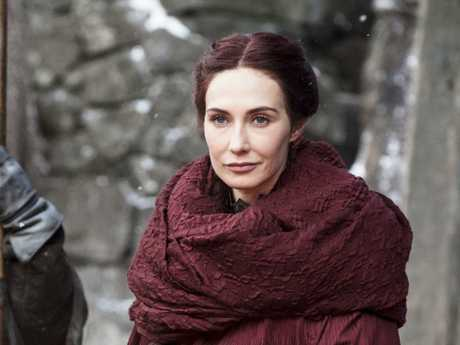 Melisandre is surely fated to die. Picture: Supplied