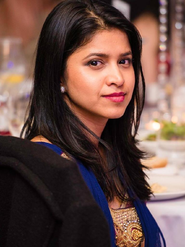 Preethi Reddy's body was found last Tuesday. Picture: L. Costa Photography