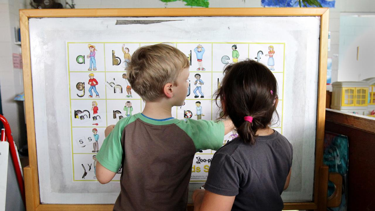 No funding deals have been locked in for preschools for next year.