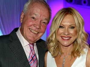 KAK farewells love of her life John Kennerley