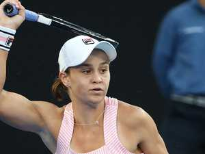 In-form Barty leading Aussie charge