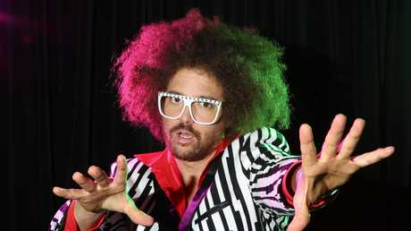 Redfoo and the recorder would be much more enjoyable to listen to if you couldn't hear them. Picture: Chris Pavlich