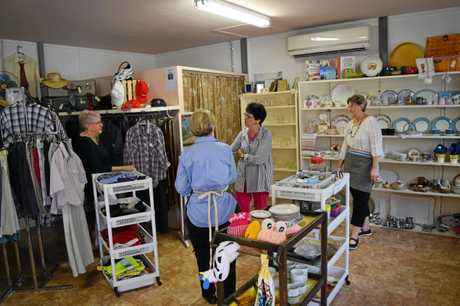 Le Shoppe in Neptune St will open every Thursday from 10am-2pm run by Fair Haven's Lifestyle volunteers.