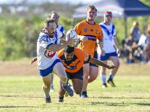 It's all systems go with round one of Gladstone Rugby League