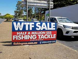 WTF are all these signs around Coffs all about?