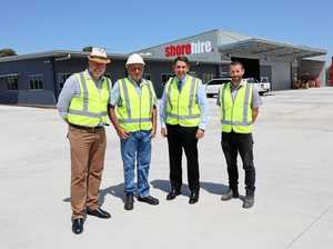 Coast Industrial Park doing heavy lifting for State's sales