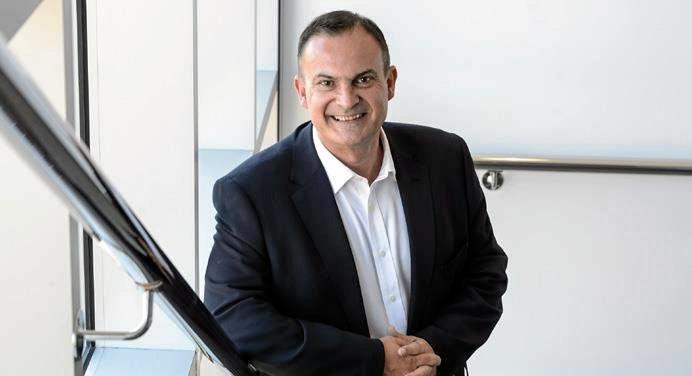 Wide Bay Hospital and Health Service Chief Executive Adrian Pennington.