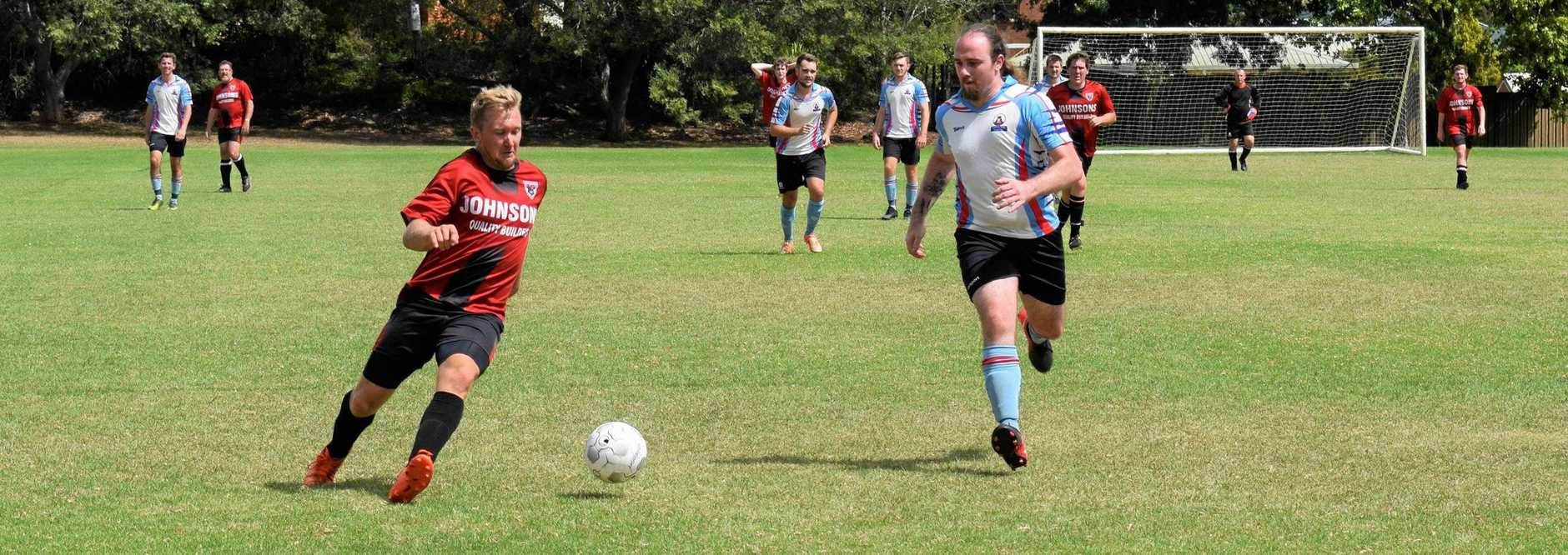 GRIN AND BEAR IT: The Chinchilla Bears great start to the season came to a swift end last weekend with a disappointing loss against Toowoomba's Garden City Raiders.