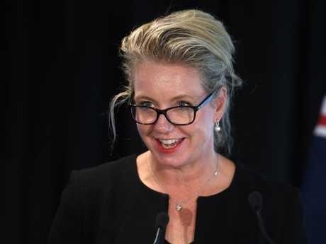 Deputy Nats leader Bridget McKenzie. Picture: AAP