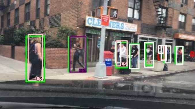 Disturbing issue with driverless cars. Picture: Predictive Inequity in Pedestrian Detection