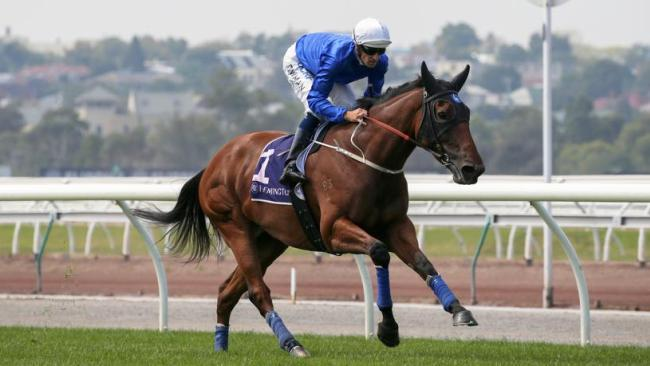 Hugh Bowman will ride Alizee in the All Star Mile.