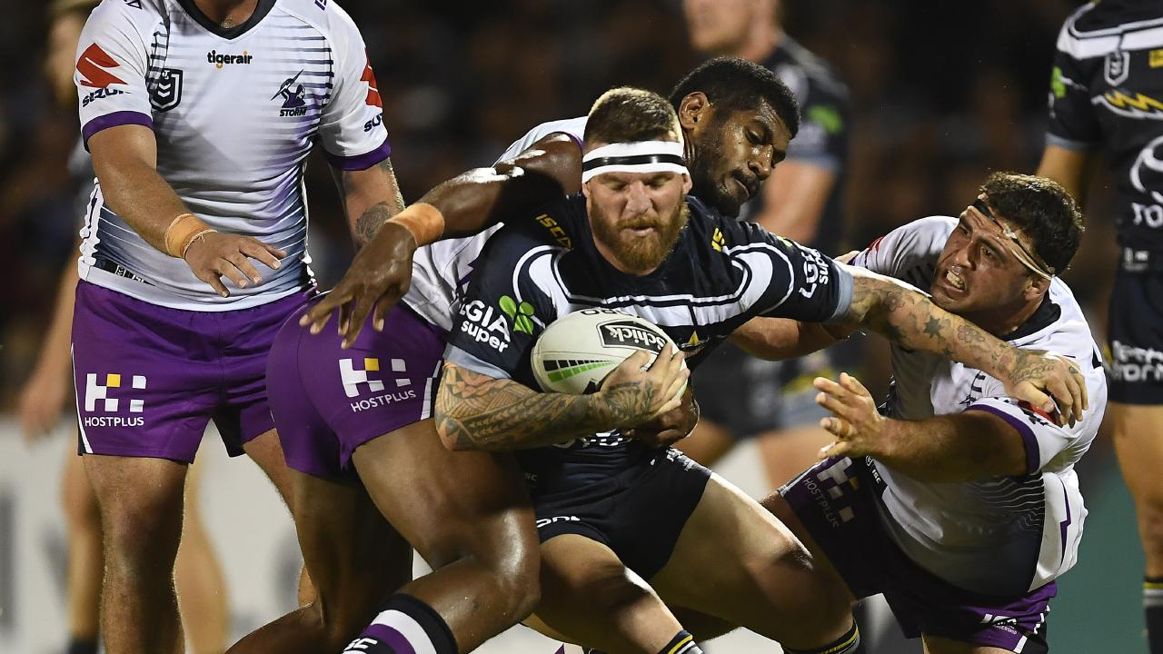 McGuire has joined North Queensland this season. Photo by Ian Hitchcock/Getty Images.
