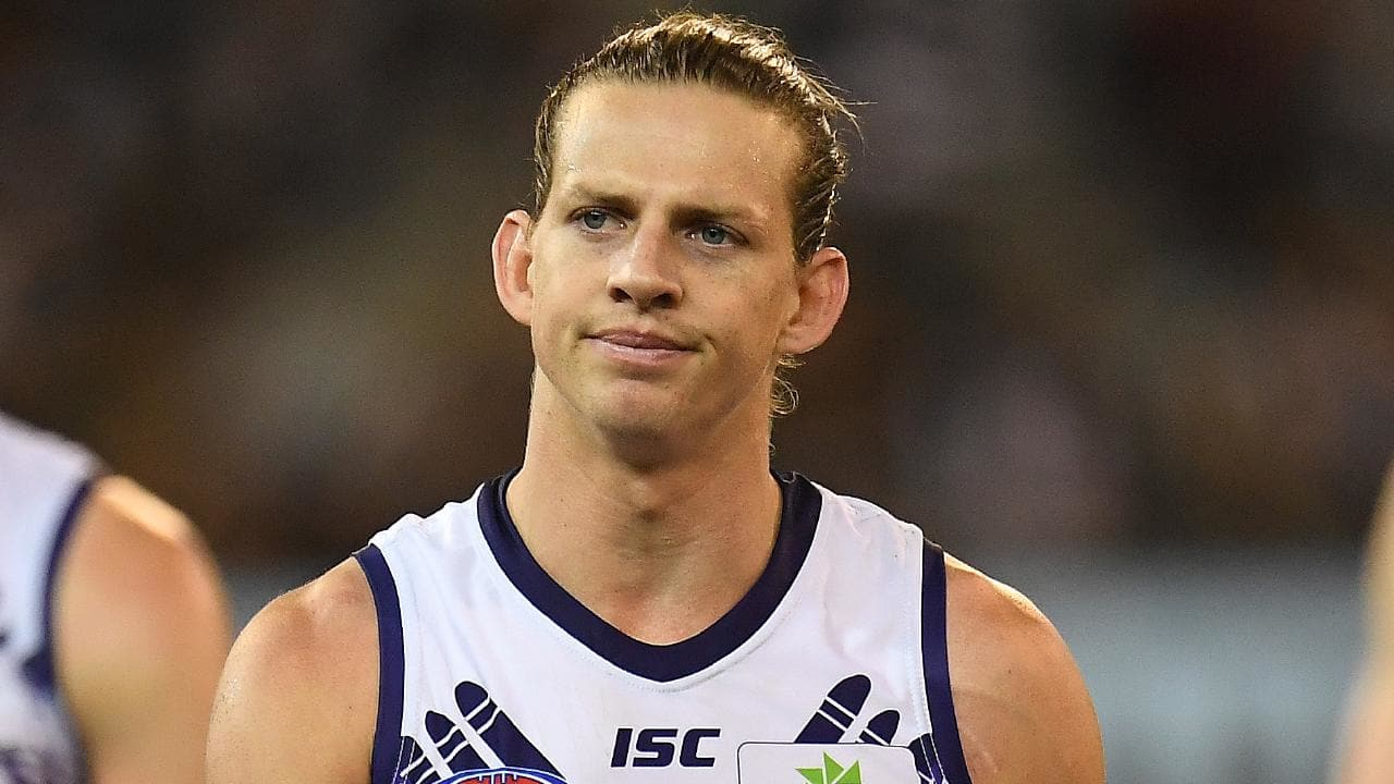 Nat Fyfe slid down the list as three AFL legends named their top 10 players in response to Mark Robinson's list.