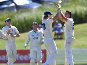 Shield carnage spells Ashes trouble