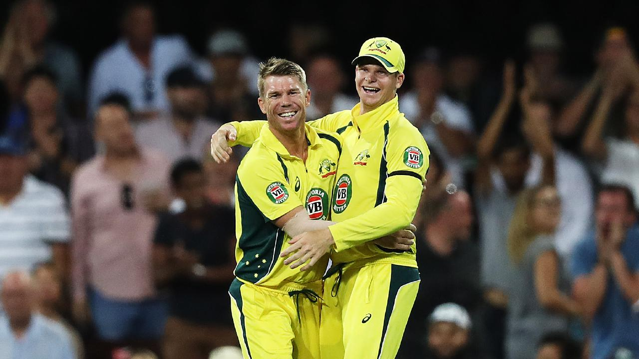 Steve Smith and David Warner's formal reintegration will start earlier than expected.