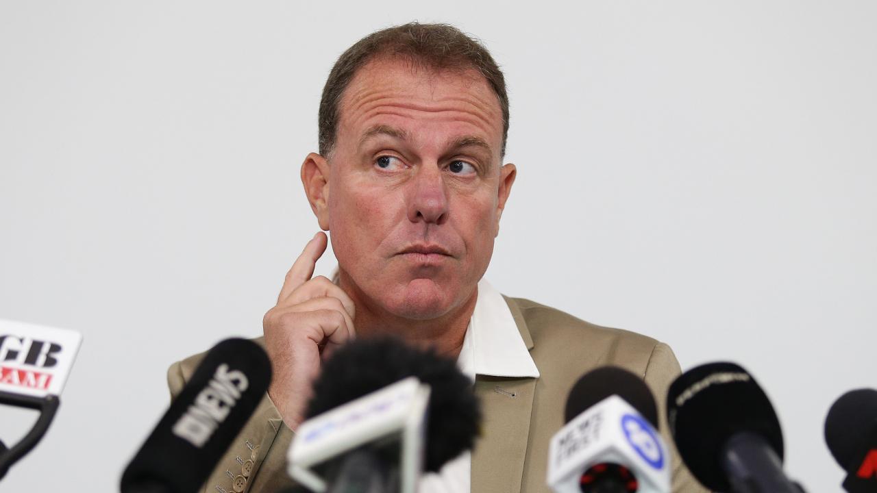 Former Matildas coach Alen Stajcic. Picture: Brett Costello