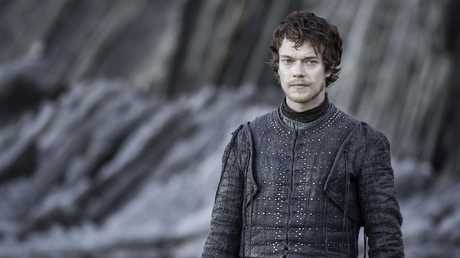 Theon's off to be a hero now (finally).