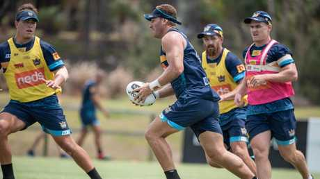 Brenko Lee will definitely see some action. Image: Gold Coast Titans