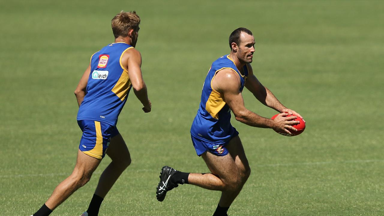 Shannon Hurn was often willing to take on the man on the mark.