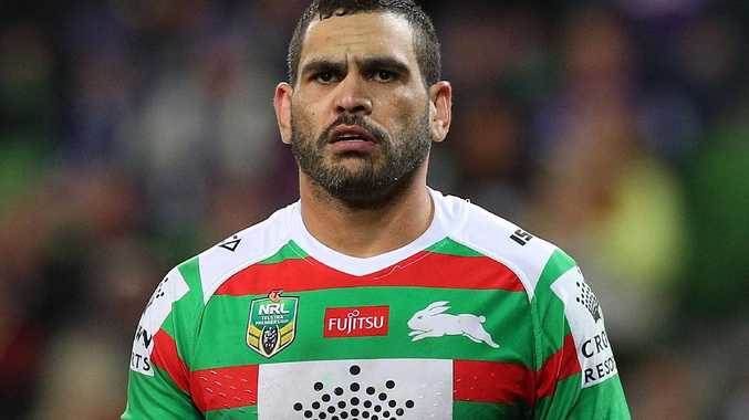 Greg Inglis has been named at right centre for the opening round. (Photo by Graham Denholm/Getty Images)