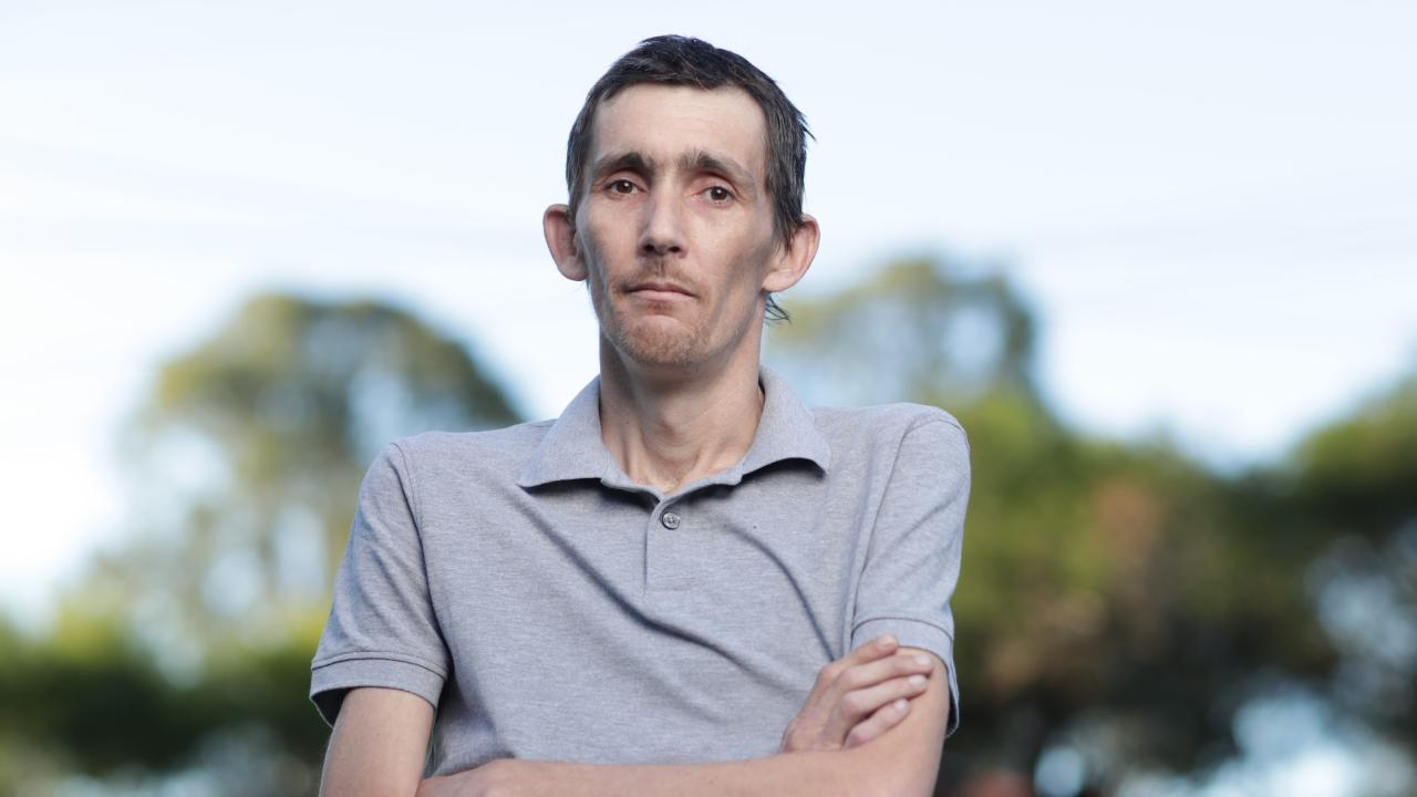 Anthony White is the first worker to succumb to the latest epidemic of silicosis..