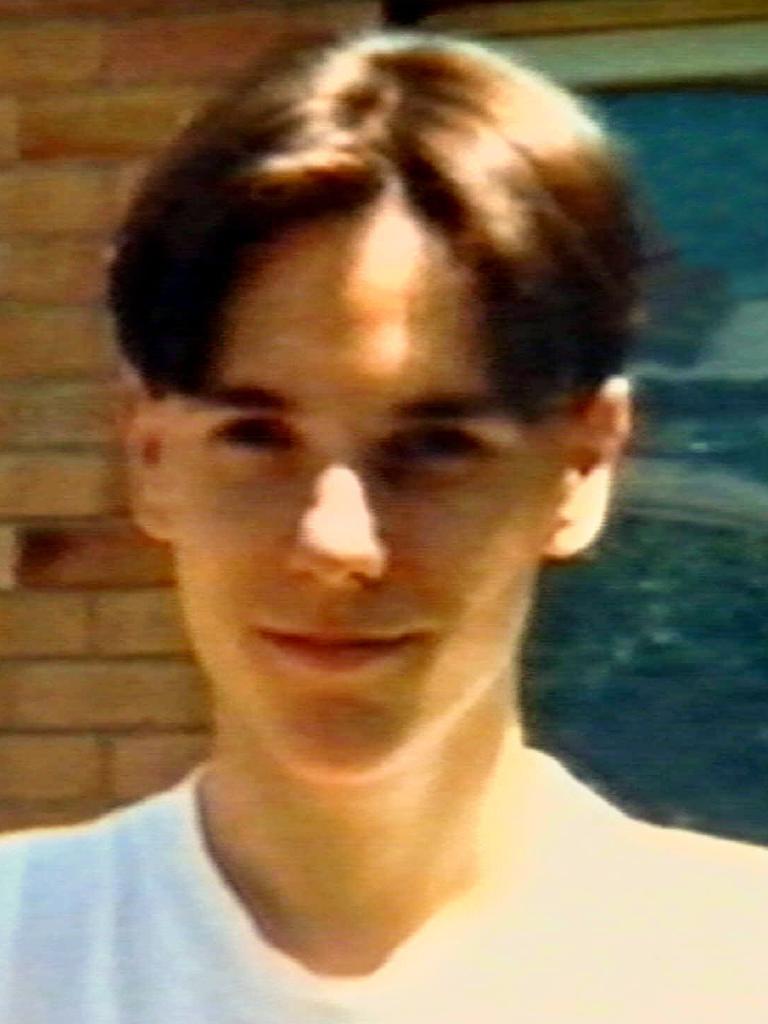 Murder victim David Johnson. Picture: File