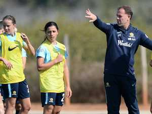 Matildas star: We've dealt with Stajcic drama