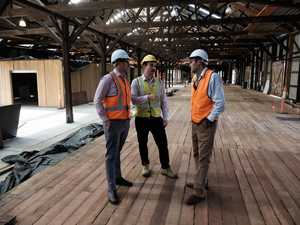 $10m Goods Shed refurbishment expected to open soon